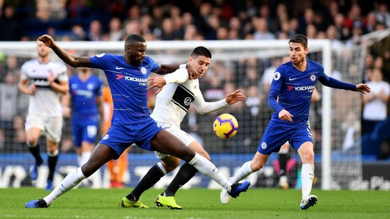 Chelsea - Fulham 2-0: Pedro khai hỏa, Loftus-Cheek góp công ảnh 3