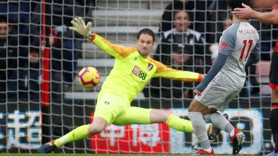 Bournemouth - Liverpool 0-4: Salah ghi hat-trick, Liverpool tạm chiếm ngôi đầu ảnh 3