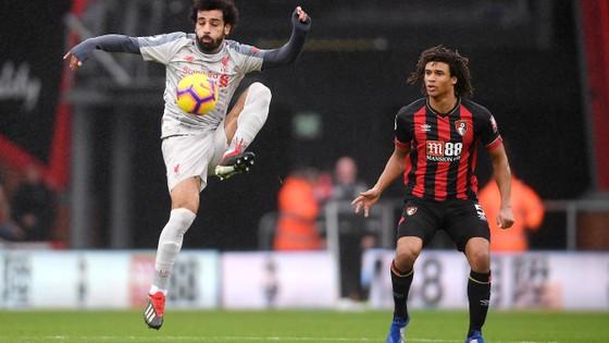 Bournemouth - Liverpool 0-4: Salah ghi hat-trick, Liverpool tạm chiếm ngôi đầu ảnh 6