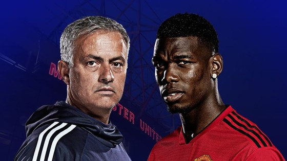 Jose Mourinho sẽ sớm bán Paul  Pogba