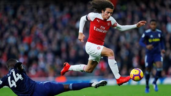 Arsenal vùi dập Fulham trong trận derby London ảnh 5
