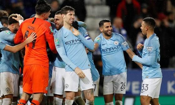 Các cầu thủ Man City bắt đầu cảm thấy gánh nặng của Cúp Liên đoàn