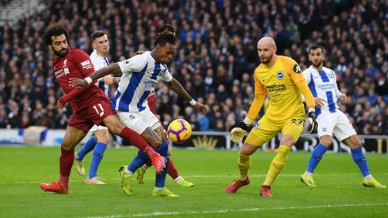 (TRỰC TIẾP) Brighton - Liverpool: Thách thức đội đầu bảng ảnh 3
