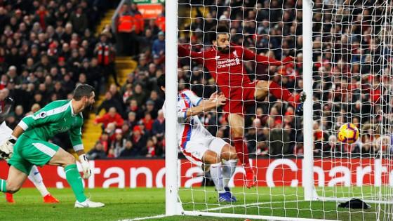 TRỰC TIỀP: Liverpool - Crystal Palace: Chờ xem Salah tỏa sáng  ảnh 7