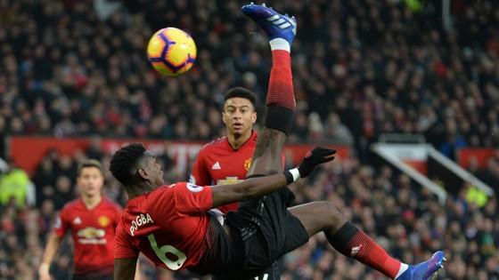 Paul Pogba vẫn là linh hồn của Man United