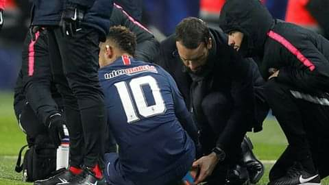 Nếu phẫu thuật Neymar sẽ bỏ lỡ Copa America tại Brazil