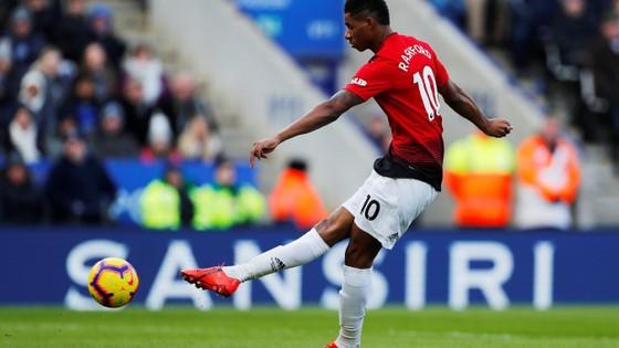 TRỰC TIẾP: Leicester City - Man United: Marcus Rashford lại tỏa sáng ảnh 3