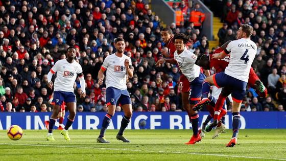 TRỰC TIẾP, Liverpool - Bournemouth: Giông tố ở Anfield ảnh 3