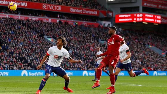 TRỰC TIẾP, Liverpool - Bournemouth: Giông tố ở Anfield ảnh 4