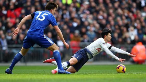 TRỰC TIẾP: Tottenham - Leicester City: Thế trận một chiều ảnh 3