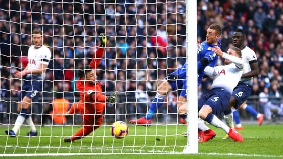 TRỰC TIẾP: Tottenham - Leicester City: Thế trận một chiều ảnh 8