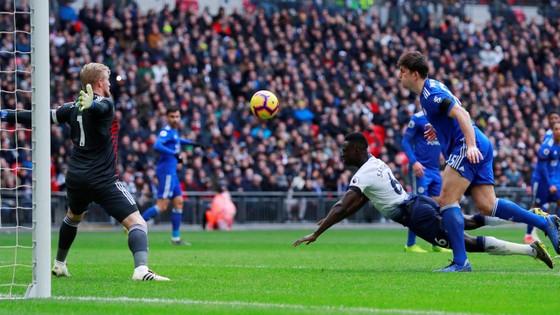TRỰC TIẾP: Tottenham - Leicester City: Thế trận một chiều ảnh 4