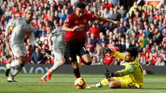 TRỰC TIẾP - Manchester United - Liverpool: Trận derby nóng bỏng ảnh 5