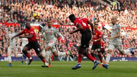 TRỰC TIẾP - Manchester United - Liverpool: Trận derby nóng bỏng ảnh 6