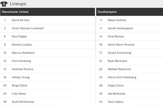 Man United - Southampton: Khoảng cách sít sao ảnh 2