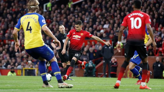 TRỰC TIẾP: Man United -  Southampton: Cơn mưa bàn thắng ảnh 6