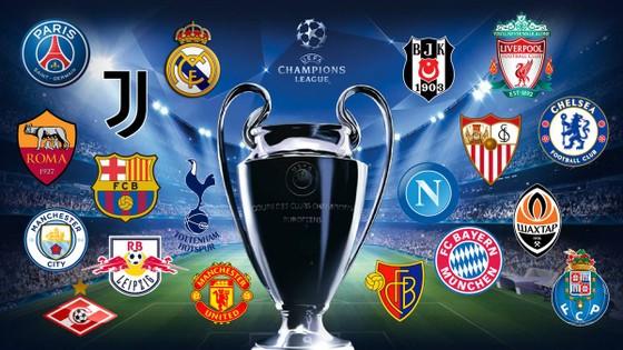 Lịch thi đấu Champions League ngày 6-3, vòng 1/8 (Cập nhật ngày 6-3)
