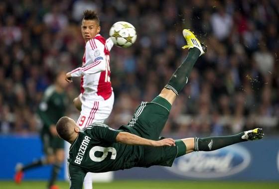 Karim Benzema sẽ có cơ hội ghi bàn thắng đẹp ở Bernabeu