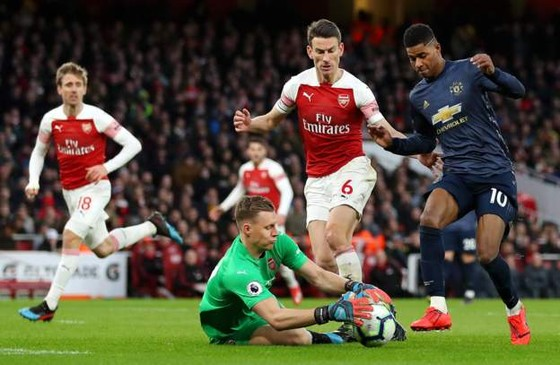Man United thua đau Arsenal 0-2, Solskjaer mất chuỗi trận bất bại ảnh 9