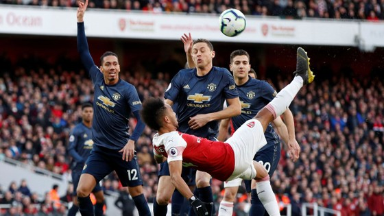 Man United thua đau Arsenal 0-2, Solskjaer mất chuỗi trận bất bại ảnh 3