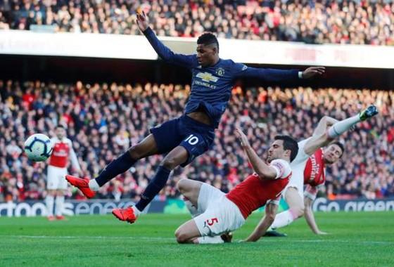 Man United thua đau Arsenal 0-2, Solskjaer mất chuỗi trận bất bại ảnh 6