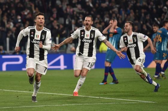Đối thủ Manchester City sợ gặp nhất: Juventus của Ronaldo ảnh 1