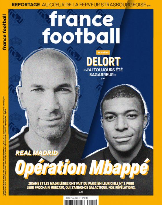 France Football tiết lộ: Real Madrid dành ra 280 triệu Euro để quyến rũ Mbappe ảnh 1