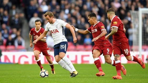 Harry Kane là mũi nhọn rất nguy hiểm trước khung thành Liverpool