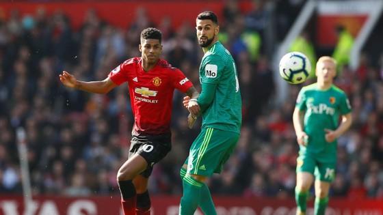 Man United - Watford 2-1, Rashford và Martial giúp Quỷ đỏ vào tốp 4 ảnh 3