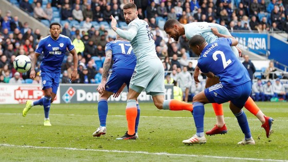 TRỰC TIẾP: Cardiff City - Chelsea: Khi Eden Hazard vắng mặt ảnh 13