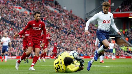 TRỰC TIẾP: Liverpool - Tottenham: Chờ Mo Salah tỏa sáng ảnh 4
