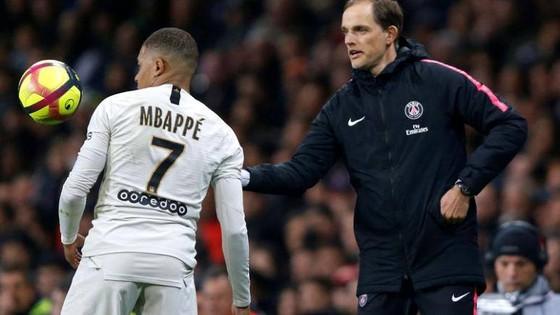 Mbappe lại cứu nguy cho ông thầy Thomas Tuchel