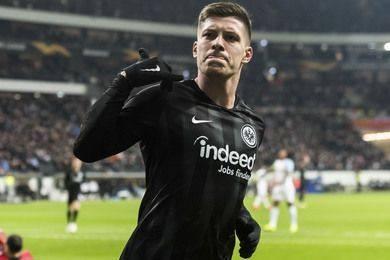 PSG sẽ mua Luka Jovic về thế chỗ Edinson Cavani?