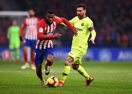 Lionel Messi sẽ ra sân nhưng chỉ để hù dọa Atletico mà thôi.