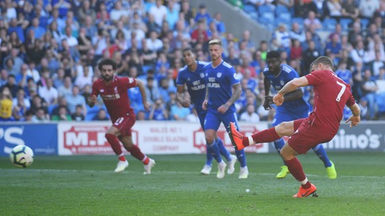 TRỰC TIẾP Cardiff City - Liverpool: Lấy lại ngôi đầu bảng  ảnh 5