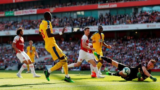 TRỰC TIẾP Arsenal - Crystal Palace: Pháo thủ ra đòn ảnh 4
