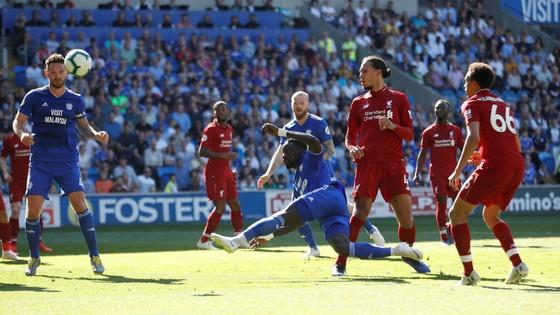 TRỰC TIẾP Cardiff City - Liverpool: Lấy lại ngôi đầu bảng  ảnh 4