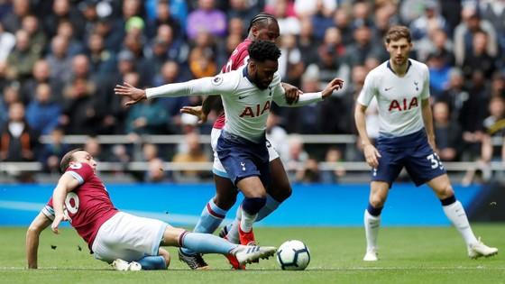 Tottenham - West Ham 0-1: Antonio nhấn chìm thầy trò Pochettino