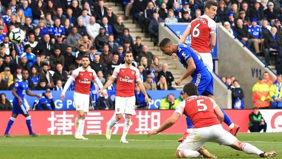TRỰC TIẾP Leicester City - Arsenal: Pháo thủ lâm nguy ảnh 5