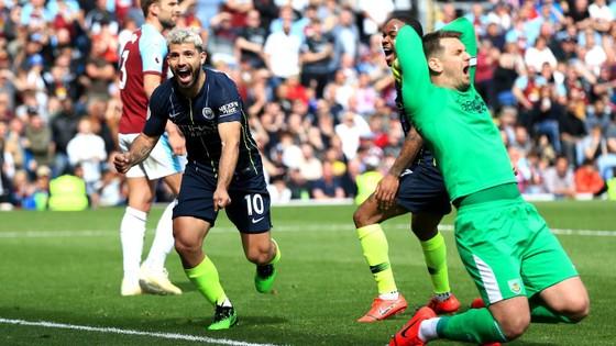 TRỰC TIẾP Burnley - Man City: Chờ Aguero lên tiếng ảnh 10