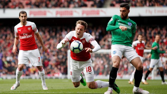 TRỰC TIẾP Arsenal - Brighton: Pháo thủ bắn hạ Chim xanh  ảnh 3