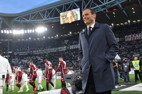 Max Allegri rời Juventus sau 5 năm ảnh 1