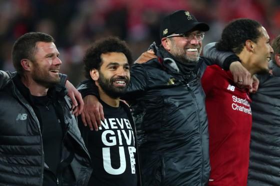 Mo Salah: Xin hãy mang Anfield đến Madrid ảnh 1