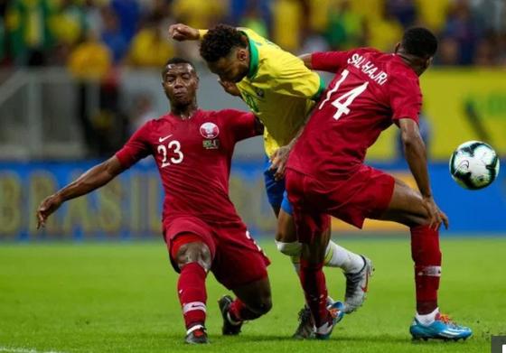 Dính chấn thương nặng, Neymar chia tay Copa America trong nước mắt ảnh 5