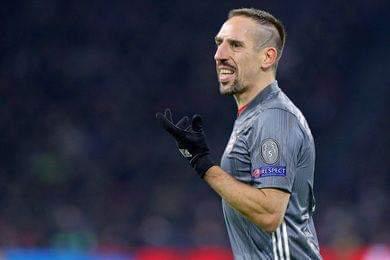 Franck Ribery d8ang muốn gai nhập Sheffield United