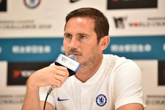 Lampard: Lệnh cấm không thành vấn đề, Chelsea không  cần cầu thủ mới