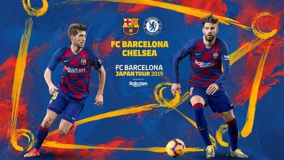 Lịch thi đấu bóng đá ICC ngày 23-7, Barca chiến Chelsea (Mới cập nhật)