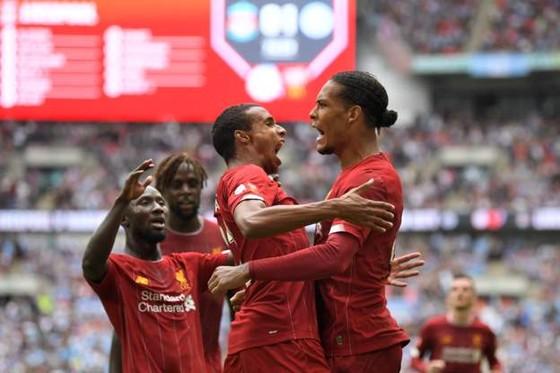 TRỰC TIẾP Liverpool - Manchester Cịty: Trận Siêu kinh điển đảo quốc ảnh 11