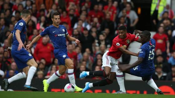 Man United - Chelsea 4-0: Rashford, Martial, James tỏa sáng, Quỷ đỏ vùi dập The Blue ảnh 5