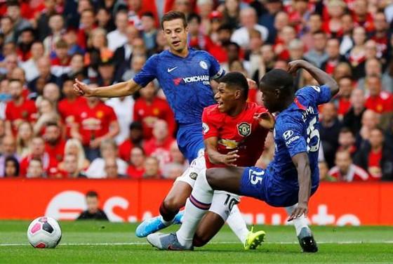 Man United - Chelsea 4-0: Rashford, Martial, James tỏa sáng, Quỷ đỏ vùi dập The Blue ảnh 6